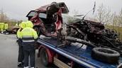 Un accidente mortal acaba con la vida de 294 personas.