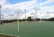 PANA will soon have 11 new courts to enjoy...and we'd like to party!