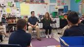 Interviewing High School Actors