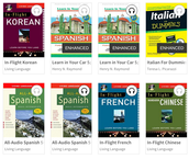"""Audiobook Samples: """"Language Learning"""""""