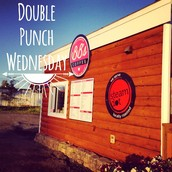Double Punch Wednesdays!