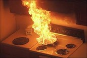 Kitchen fire 2