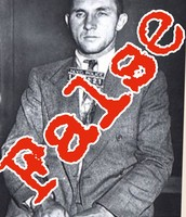 Bruno Richard Hauptmann was falsely accussed