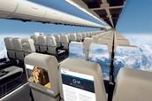 A Windowless Plane