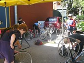 Bike Maintenance Clinics