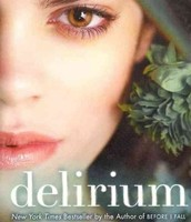 Cover of the book Delirium by Lauren Olivier