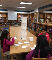 4th & 5th Grade STEAM in the Library