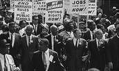 Protesting Of Segregation