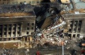 9-11 Attack damage on the Pentagon