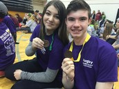 Win medals at the regional compeition
