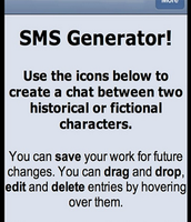 Text Message (SMS) Generator