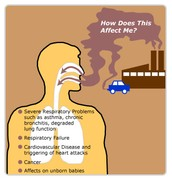 What air pollution can do to you!