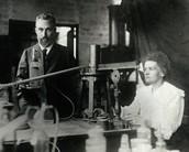 Pierre ja Marie Curie