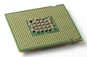 A CPU ( central proccessing unit)
