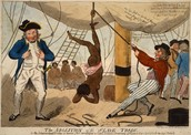 torture of an african american slave