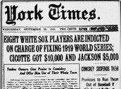 1919 Scandal