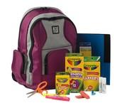 Donate School Supplies