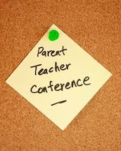 Parent Teacher Conference Week March 7-11