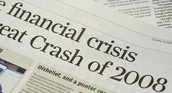 Loosing stability resulting in a finical crisis.