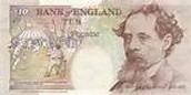 Victorian Era 10 Dollar Bill