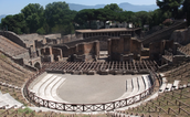 Introduction of the history of Pompeii