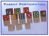 Parent Participation Days