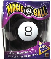 Magic 8 Ball!
