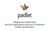 Collaborate and Curate Content with Padlet