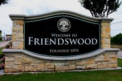 Demand for food increases because more people move into Friendswood