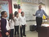K. Vassili's Greek class