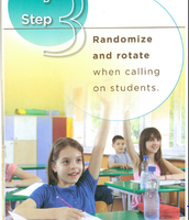 Step 3 - Randomize & Rotate When Calling on Students