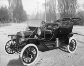 What year was the Model T introduced?