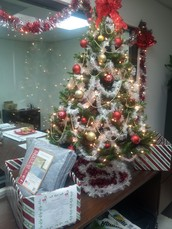 Intec Cares - Houston Office Homeless Gift Drive