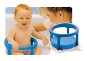 This is a bath ring but still hold the babies head.