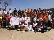 Shay & Middle School Walk/Ride to School Participants