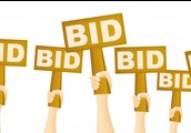 Silent Auction will Resume next Week!