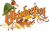 Kaleb is Hosting Octoberfest