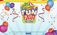 Allan A Martins first annual fun fair