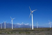 Advantages for wind energy
