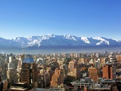 Santiago, Capital of Chile.