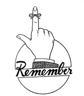 WE ARE REMEMBER