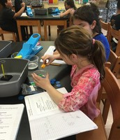We love the Science Lab!