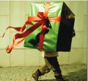 The Oversized Gift