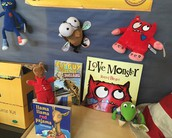 Creating Inviting Library Displays