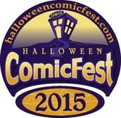 This Saturday is Halloween ComicFest!