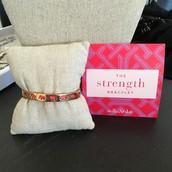 $19.50 Strength Bracelet