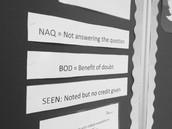 Code marking - quick & relevant
