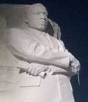 El monumento conmemorativo de Martin Luther King jr