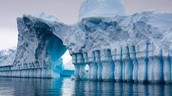 One of our great tourist attractions is The Lambert Glacier located in Antarctica or the South Pole.