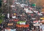 El Movimiento Estudiantil en Chile 2011